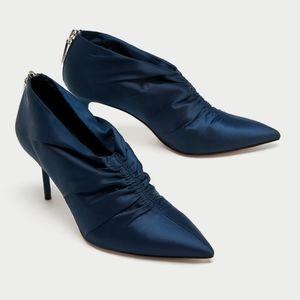 Zara ankle bootie